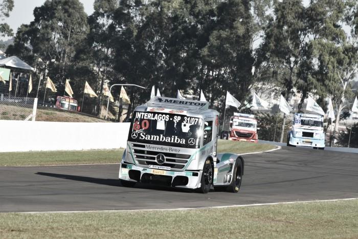 Pilotos da Fórmula Truck divididos com o uso de restritores para Interlagos
