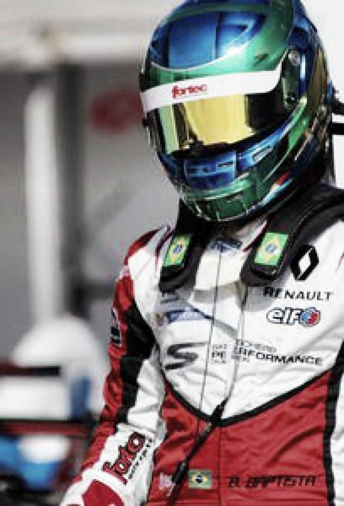 Bruno Baptista fatura nove pontos em Silverstone pela Fórmula Renault 2.0
