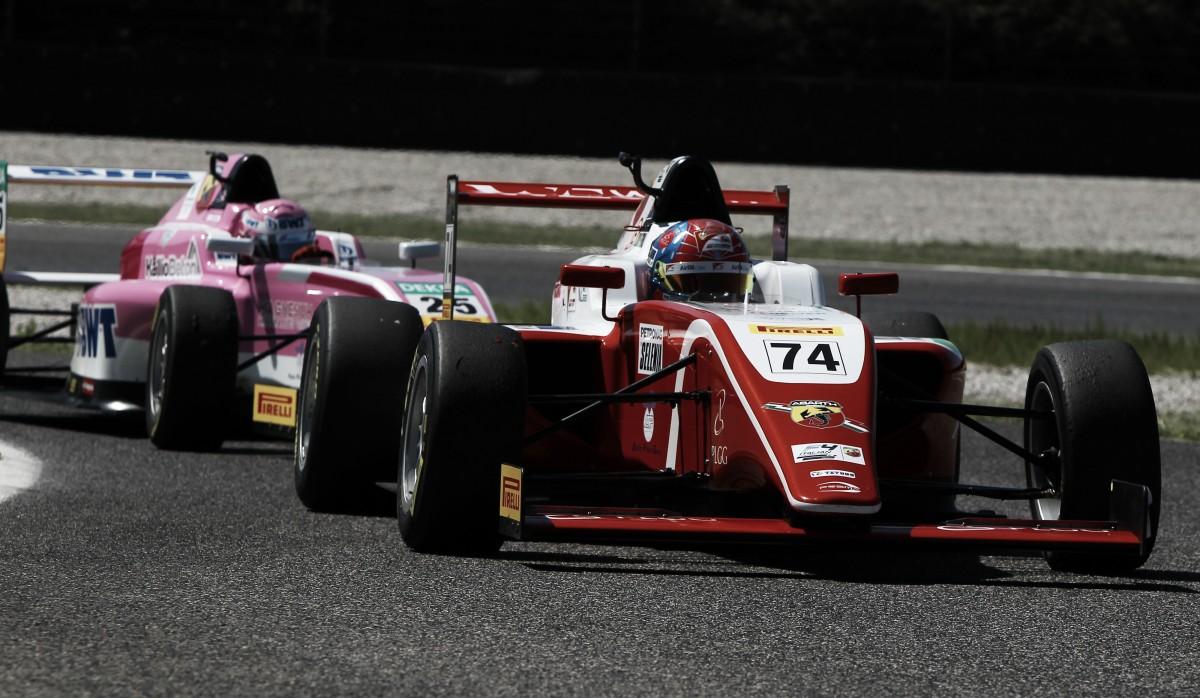 Enzo Fittipaldi conquista 2 poles na abertura da F-4 Italiana em Adria