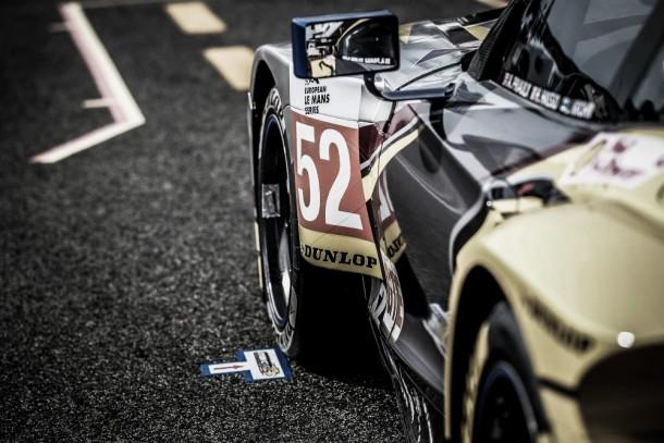 Dunlop lança novos pneus para o European Le Mans Series