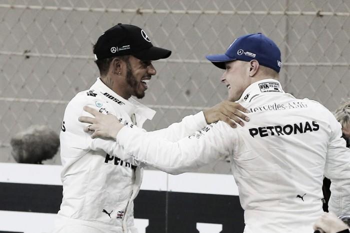 Felipe Massa acredita que Mercedes vai priorizar Lewis Hamilton na luta pelo título em 2018