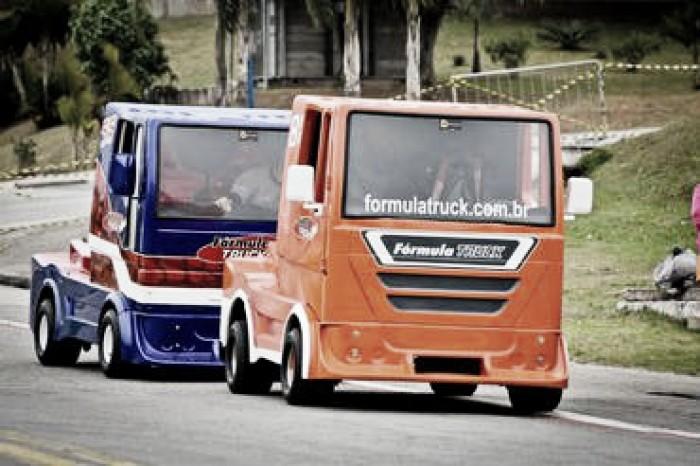 Canoas recebe Truck Kids