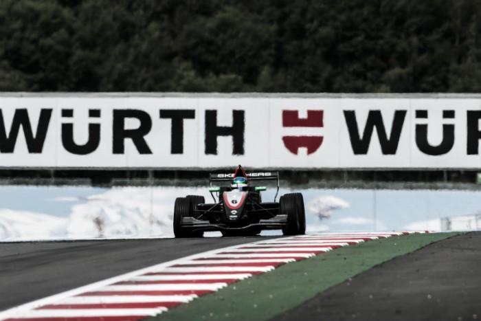 Bruno Baptista conquista Top-10 na primeira corrida em Red Bull Ring pela Fórmula Renault