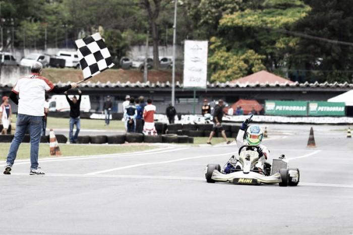 Etapa paulista classifica mais três finalistas para a Seletiva de Kart Petrobras