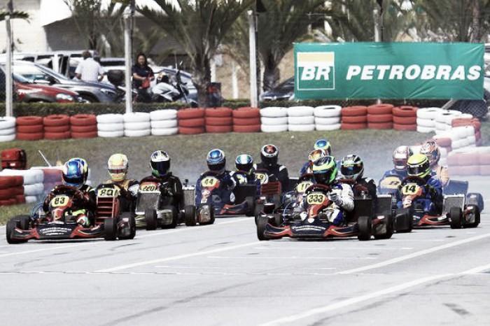 Trio mineiro conquista primeiras vagas para a final da Seletiva de Kart Petrobras