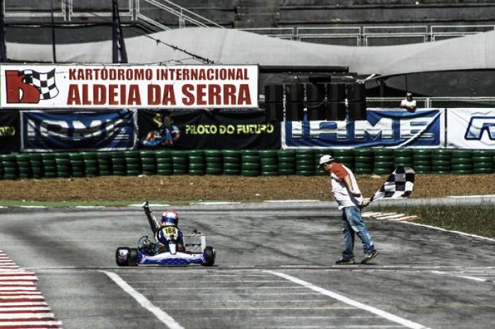 Rafael Câmara vence sexta etapa da Copa SP Light em Barueri