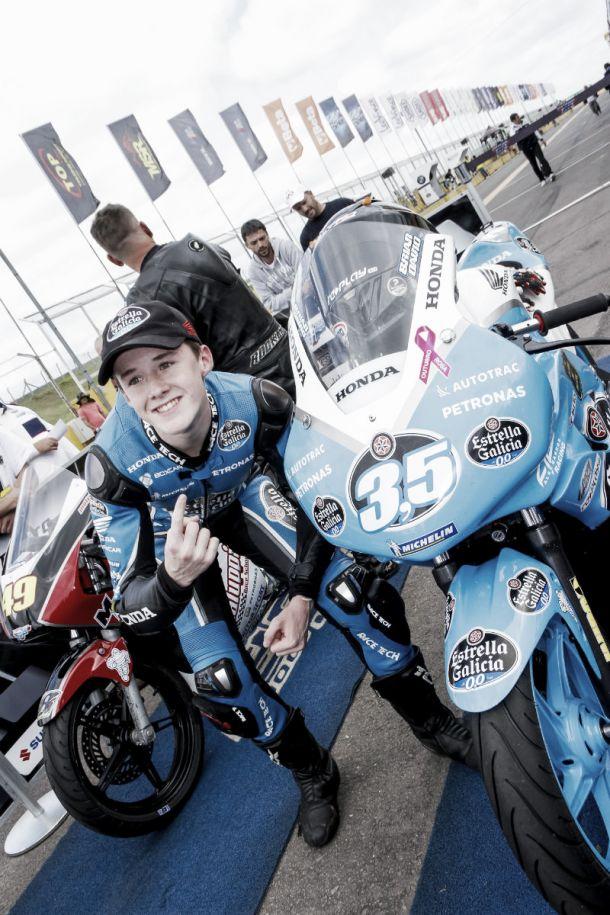 Brian David conquista quarta pole na temporada do GPR250 na etapa de Santa Cruz do Sul