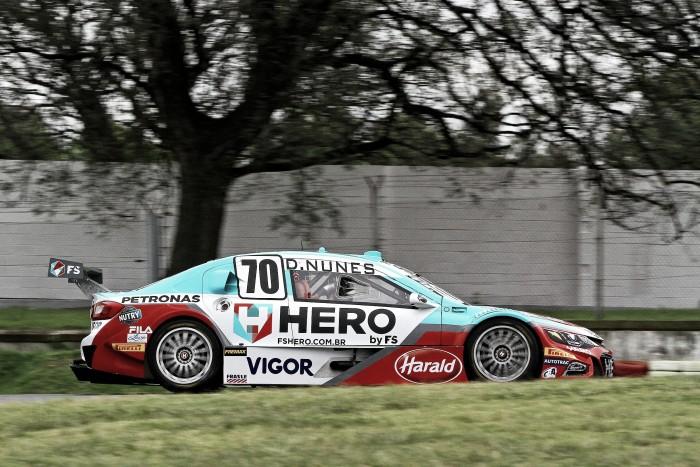 Diego Nunes conquista quarto lugar em Buenos Aires pela Stock Car