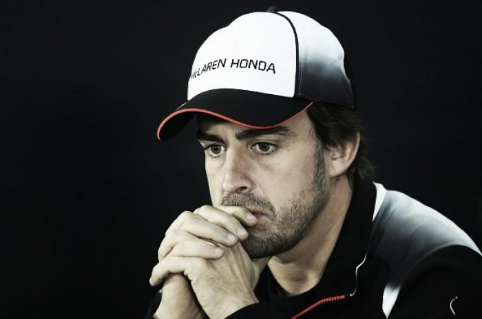 """Fernando Alonso: """"É um objetivo vencer as 24 Horas de Le Mans algum dia"""""""
