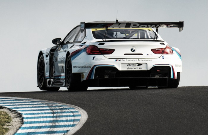 BMW confirma dois carros para as 12 horas de Bathurst