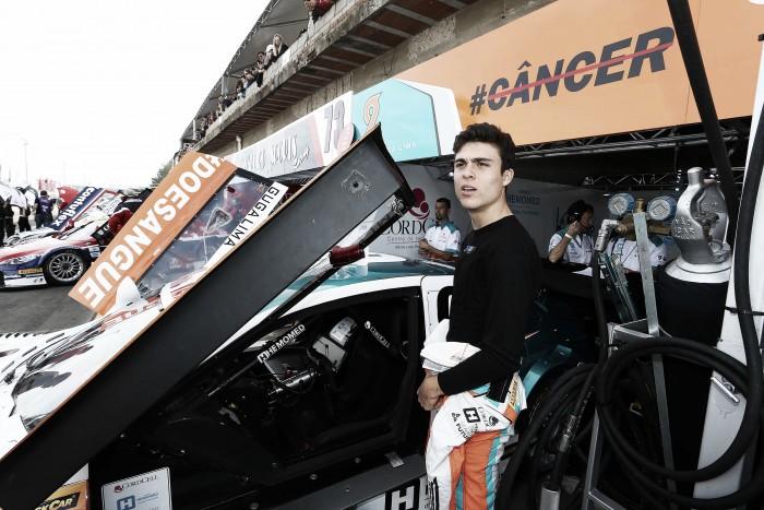Guga Lima satisfeito com 11º lugar conquistado em Tarumã pela Stock Car