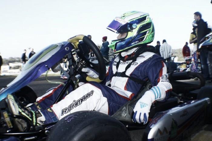Rafael Câmara começa  disputa do Rotax Max Challenge Grand Finals nesta quarta na Itália
