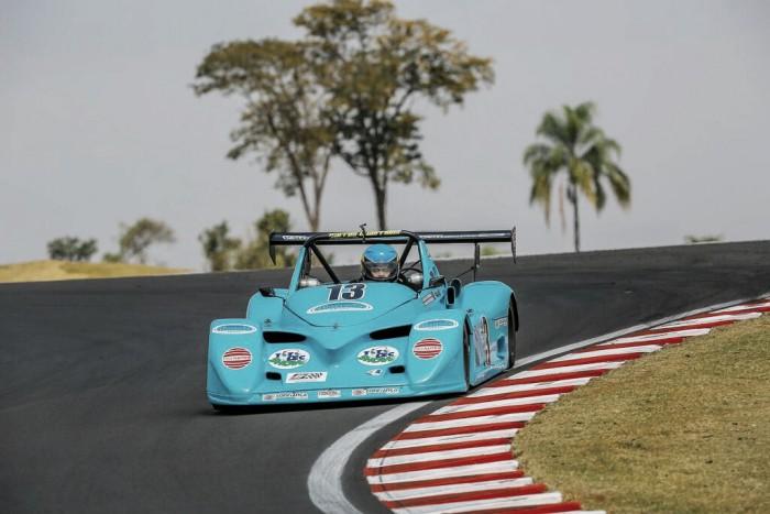 Paulo Plutarcho se prepara para os 500 quilômetros de São Paulo