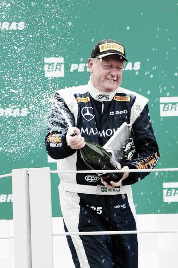 Max Mohr compete pela equipe Hot Car no Mercedes-Benz Challenge