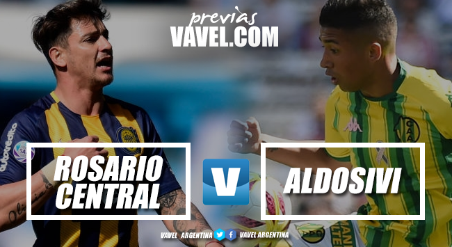 Previa Rosario Central - Aldosivi: arranca la Copa de la Superliga para ambos