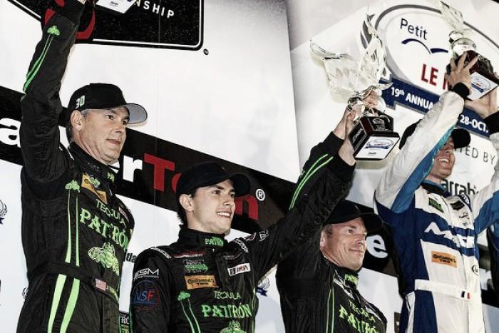 Pipo Derani chega em segundo nas 10 Horas de Petit Le Mans nos EUA