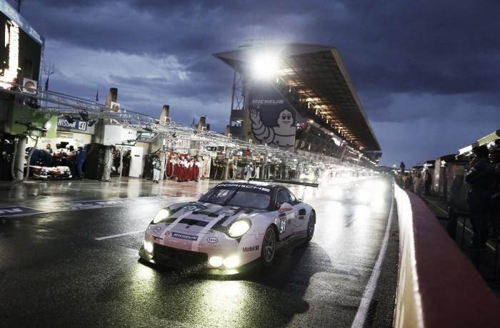 Porsche renova parceria com Manthey Racing e CORE Autosport