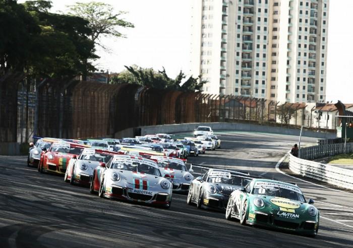 Porsche GT3 Cup Challenge, realiza corrida de número 100 em Goiânia