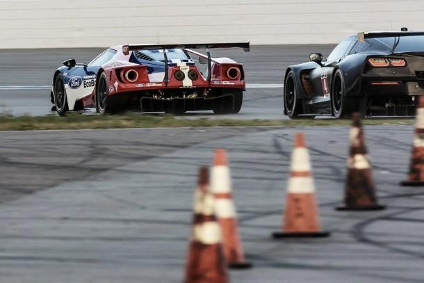 Ford define pilotos para a temporada 2016 da IMSA