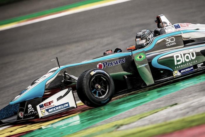 Christian Hahn é o melhor brasileiro em Paul Ricard pela Euroformula Open