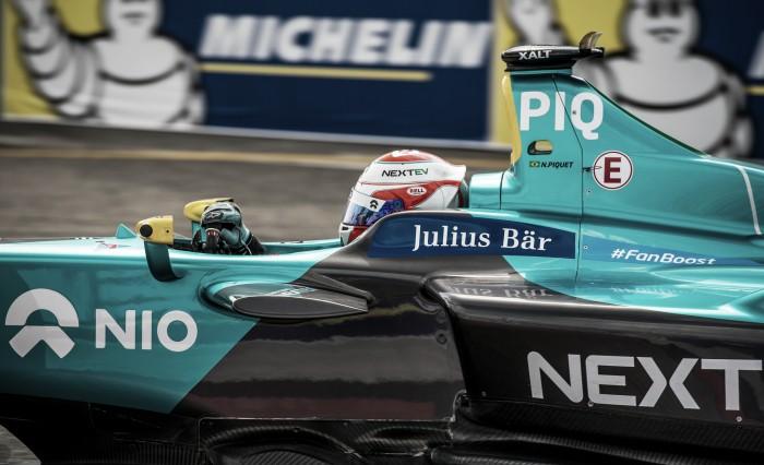 Nelsinho Piquet não pontua em Nova York pela Fórmula E
