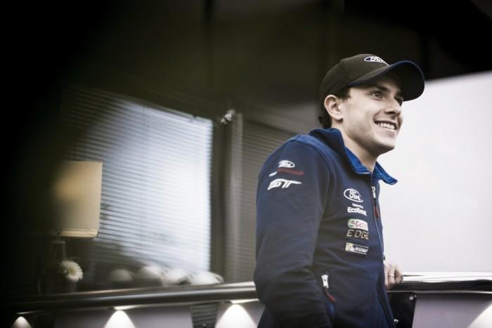 Pipo Derani ansioso para disputar as 24 Horas de Le Mans