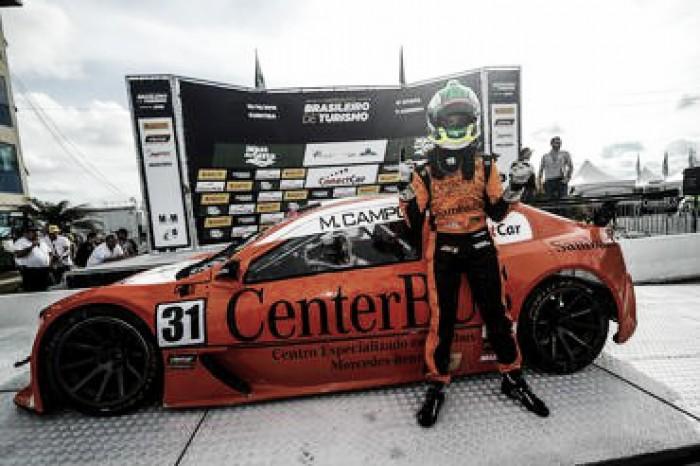 Márcios Campos vence em Curitiba pelo Brasileiro de Turismo