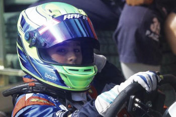 Rafael Câmara encara a pista de Adria na Itália pelo WSK Master Series