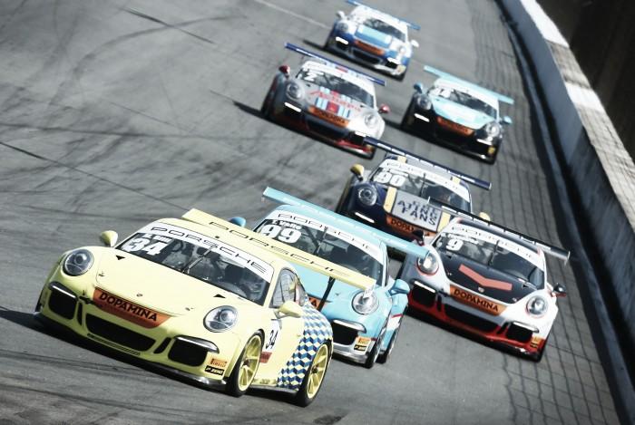 Porsche GT3 Cup chega em Interlagos com títulos indefinidos