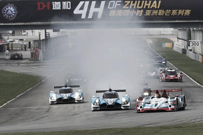 Jackie Chan DC Racing, vence abertura da Asian Le Mans Series em Zhuhai