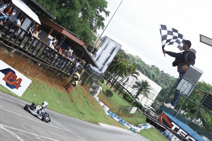 Rafael Câmara é campeão do Torneio KGV
