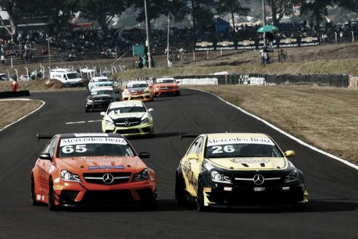 Após Tarumã, Flávio Andrade segue em terceiro na C250 Master do Mercedes-Benz Challenge
