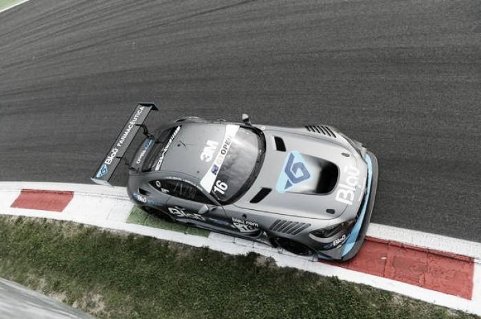 Pelo GT Open, Marcelo Hahn e Allam Hellmeister conquistam dois Top10 em Monza
