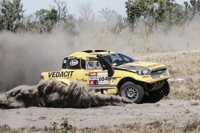 Baumgart e Andreotti encaram etapa difícil no Jalapão do Rally dos Sertões