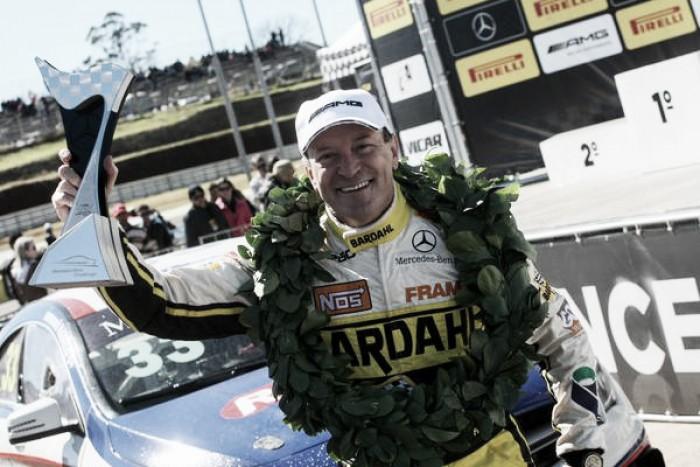 Flávio Andrade vence na categoria C250 Master pela Mercedes-Benz Challenge em Cascavel