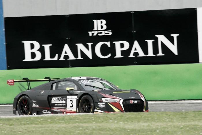 Rodrigo Baptista e Sergio Jimenez encerram temporada do Blancpain GT na Espanha