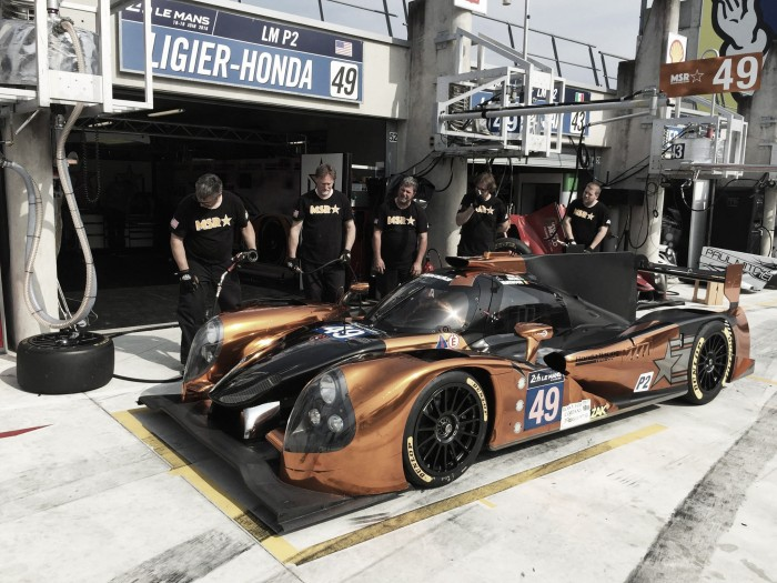 """Vincent Beaumesnil da ACO: """"Equipes terão que utilizar motores Gibson para competir em Le Mans"""""""