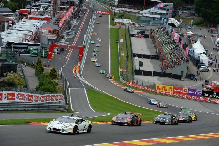 Rapha Abbate é destaque em ano de estreia na Lamborghini Super Trofeo Europeia