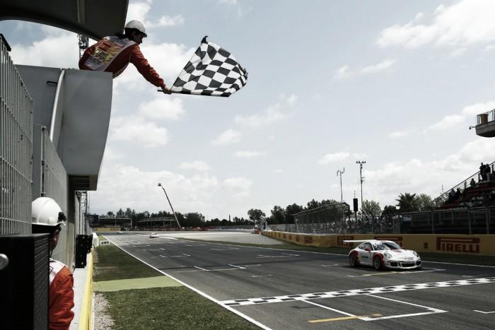 Matteo Cairoli vence abertura do Porsche Supercup em Barcelona
