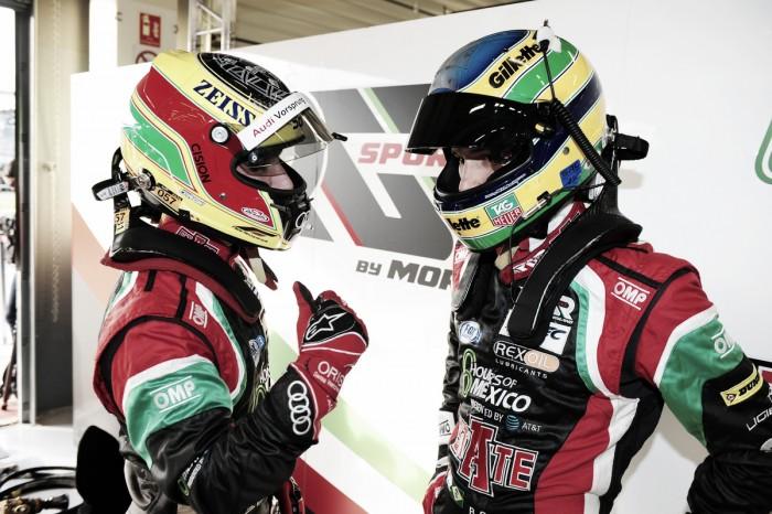 Bruno Senna busca pontos em Nurburgring
