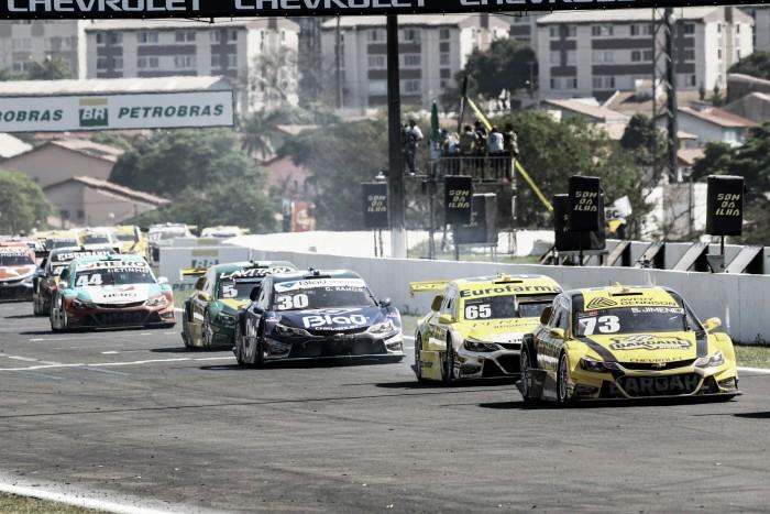 Sérgio Jimenez conquista mais um Top-10 pela Stock Car em Londrina
