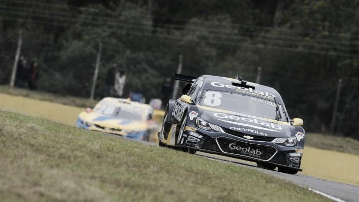 Objetivo de Rafael Suzuki é ficar chegar entre os 10 primeiros pela Stock Car em Tarumã