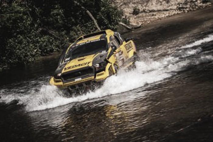 X Rally Team vence segunda especial no Rally dos Sertões