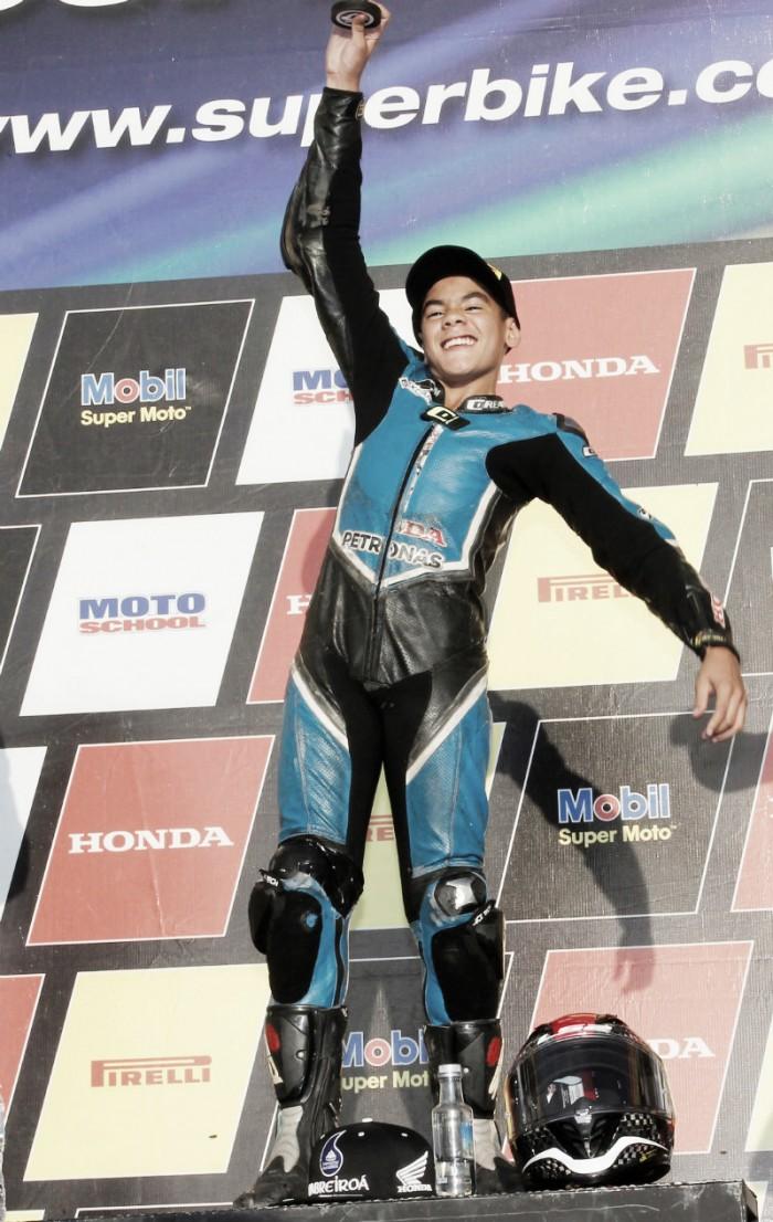 Guilherme Brito vence na Copa Honda CBR 500R do SuperBike Brasil