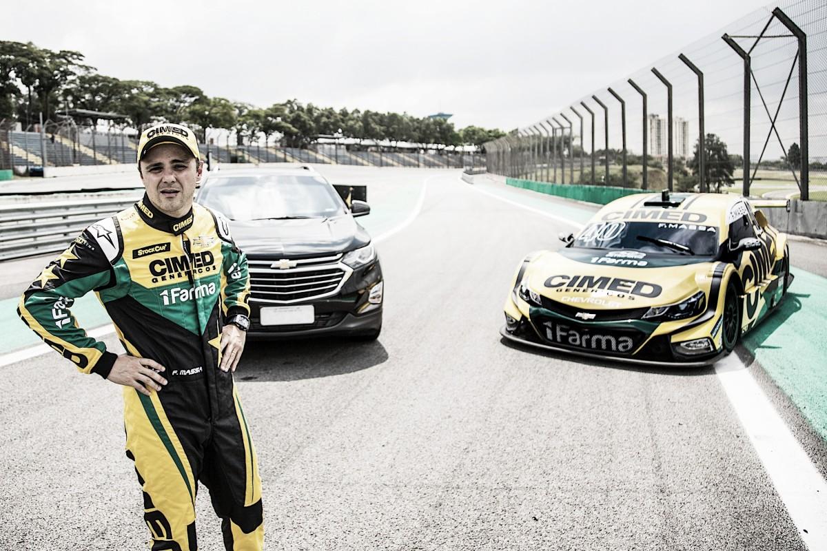 Chevrolet e Cimed Racing firam parceria na Stock Car