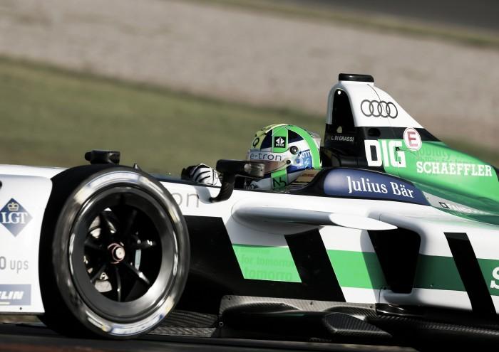 Lucas di Grassi pronto para abertura da Fórmula E em Hong Kong