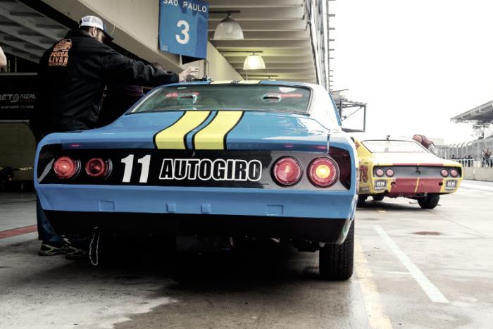 Pelo Old Stock Race, Opalas ganham numeral no painel traseiro