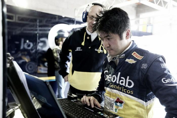 Com 50 corridas na Stock Car, Rafael Suzuki chega a Cascavel otimista