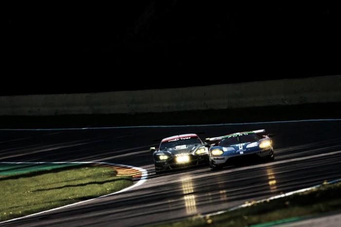 Ford e Aston Martin com alterações para Le Mans