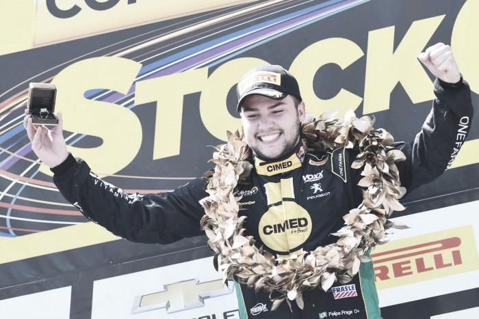 Felipe Fraga vence Corrida do Milhão da Stock Car